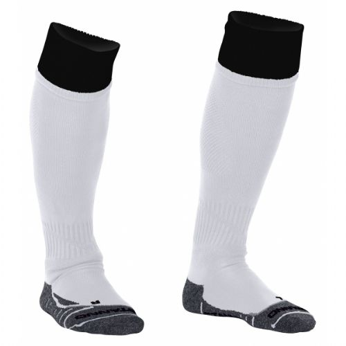 Reece Combi Socks White/Black Unisex Senior
